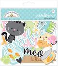 Doodlebug Odds & Ends Die-Cuts-Kitten Smitten