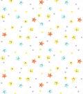 Nursery Cotton Fabric -Happy Stars