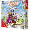 Context Clues—Pirate Treasure Game, Red Levels 2.0-3.5