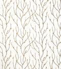 Home Decor 8\u0022x8\u0022 Fabric Swatch-Print Fabric SMC Designs Ascot Cream