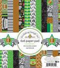 Doodlebug Design Touchdown 24-sheets 6\u0027\u0027x6\u0027\u0027 Double-sided Paper Pad
