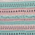 Blizzard Fleece Fabric-Aztec Arrow in Line