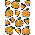 Creative Teaching Press Poppin Pumpkins & Candy Corn Stickers, 70/Pack