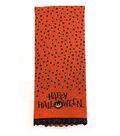 Maker\u0027s Halloween 16\u0027\u0027x28\u0027\u0027 Towel-Happy Halloween & Polka Dot