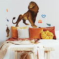 York Wallcoverings Wall Decals-The Lion King Simba