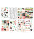 Simple Stories Bloom 8-sheets 4\u0027\u0027x6\u0027\u0027 Stickers