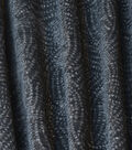PKL Studio Upholstery Decor Fabric-On the Surface Charcoal