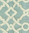 Waverly Lightweight Decor Fabric 54\u0022-Artistic Twist/Crystal