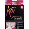 Koi Watercolor Pocket Field Sketch Box-30 Colors-Assorted Colors