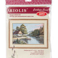 Still Silent River Counted Cross Stitch Kit 15 Count