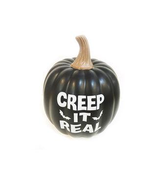 Maker's Halloween Pumpkin-Creep it Real