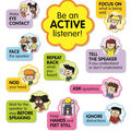Active Listening Bulletin Board Set
