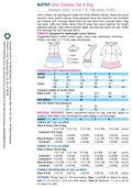 Kwik Sew Child Dress-K3767