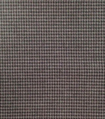 Suitings - Gray Black Plaid Poly Rayon Spandex Fabric
