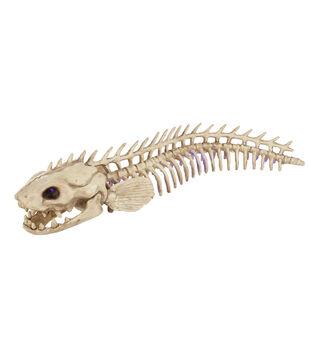 The Boneyard Medium Sea Eel Bones with LED