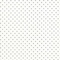 Quilter\u0027s Showcase Cotton Fabric -Black Swiss Dots on White