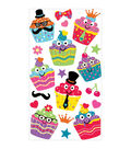 Sticko Classic Stickers Dress Up Cupcakes