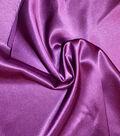 Casa Gardenia Crepe Back Satin Fabric 54\u0027\u0027-Deep Orchid