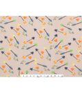 Blizzard Fleece Fabric 59\u0022-Tribal Arrows