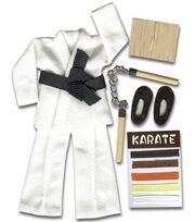 Jolee's Boutique Themed Ornate Stickers-Karate, , hi-res