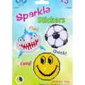 Diamond Dotz Diamond Stickers Facet Art Kit-Assorted Smile 3/Pkg