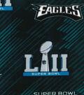 Philadelphia Eagles Fleece Fabric 58\u0022-Super Bowl LII Championship