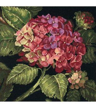 Dimensions Needlepoint Kit Hydrangea Bloom