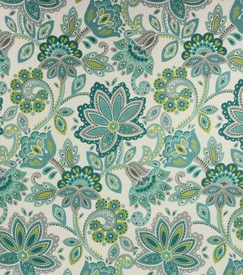 "Richloom Studio Lightweight Decor Fabric 54""-Spa Geyers"
