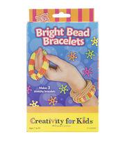 Creativity for Kids Bright Bead Bracelets Kit, , hi-res
