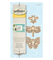 Spellbinders 3 Pack Etched Die D-Lites-Flying Bugs, , hi-res