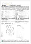 Mccall Pattern V1309 E5 (14-16--Vogue Pattern