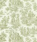 Home Decor 8\u0022x8\u0022 Swatch Fabric-Waverly Charmed Life Tarragon