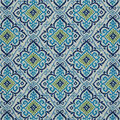 Covington Outdoor Fabric-Cliffoney 512 Capri Blue