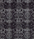 Keepsake Calico Cotton Fabric-Black Plaid