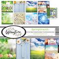 Reminisce Collection Kit 12\u0027\u0027X12\u0027\u0027-Springtime