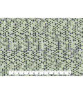 Quilter\u0027s Showcase Fabric 43\u0027\u0027-Green & Navy Half Circle