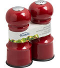 Salt & Pepper Set 4.5\u0022-Red
