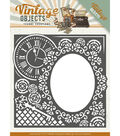 Find It Trading Yvonne Creations Vintage Objects Die-Endless Times Frame