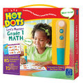 Hot Dots Let's Master Grade 1 Math