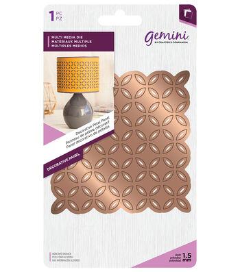 Gemini Decorative Panel Die-Petal