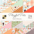 Park Lane 6x6 Stack-Playful Pets