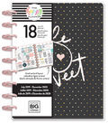 The Happy Planner 18-Month Dated Medium Planner-Life Is Sweet