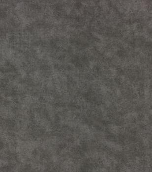 Richloom Studio Vinyl Decor Fabric-Joyful Charcoal
