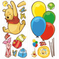 York Wallcoverings Wall Decals-Winnie the Pooh & Piglet