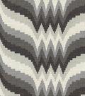 Waverly Upholstery Fabric 54\u0022-Epic Flame/Licorice