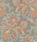 Waverly Multi-Purpose Decor Fabric 55\u0022-Grotto Bay Federal