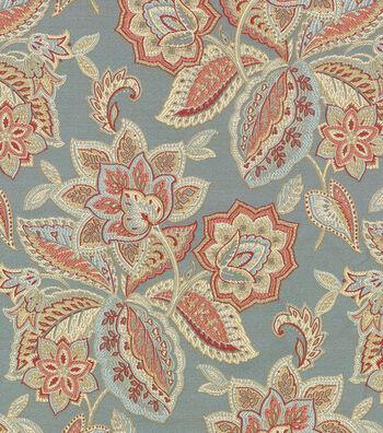 "Waverly Multi-Purpose Decor Fabric 55""-Grotto Bay Federal"