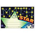 Trend Enterprises Inc. Math Star Recognition Awards, 30 Per Pack
