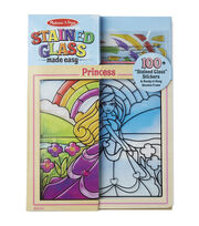 Melissa & Doug Stained Glass Made Easy Activity Kit-Princess, , hi-res