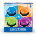 Learning Resources 4 pk Answer Buzzers